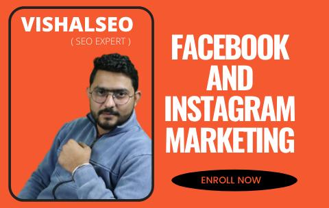 facebook and Instagram marketing