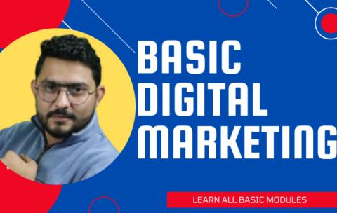 basic digital marketing